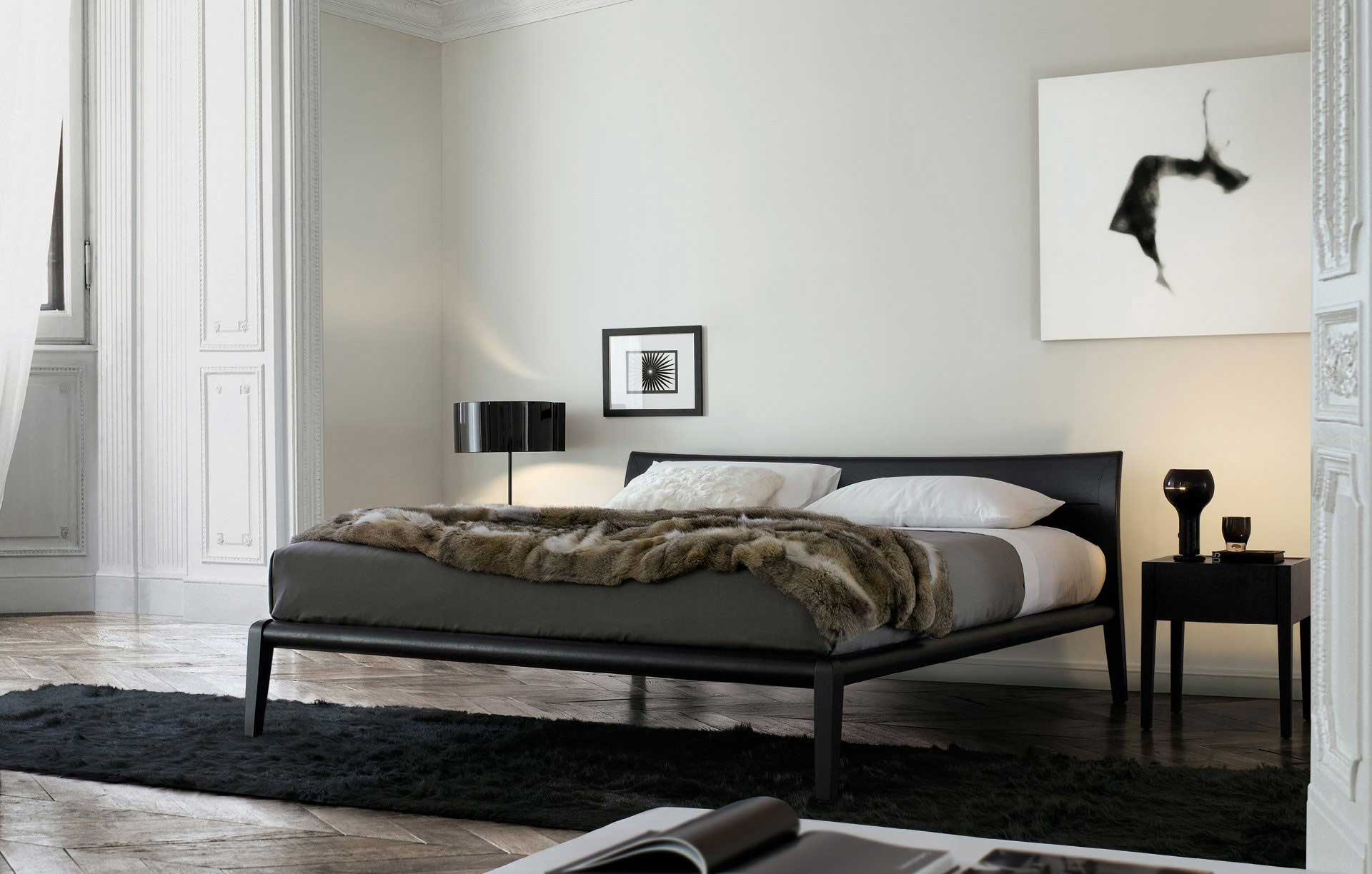 Bed Extra Wall- Living Divani