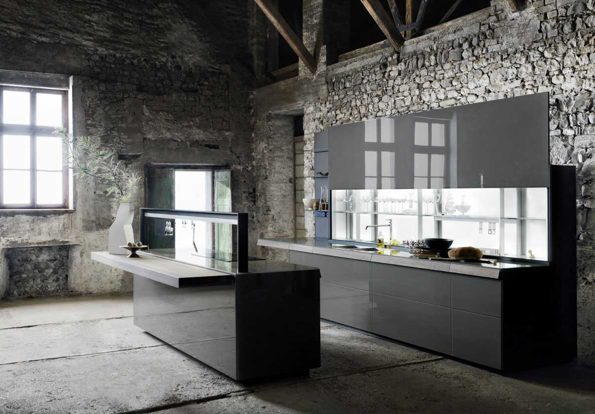 Kitchen collection Sinetempore - Valcucine