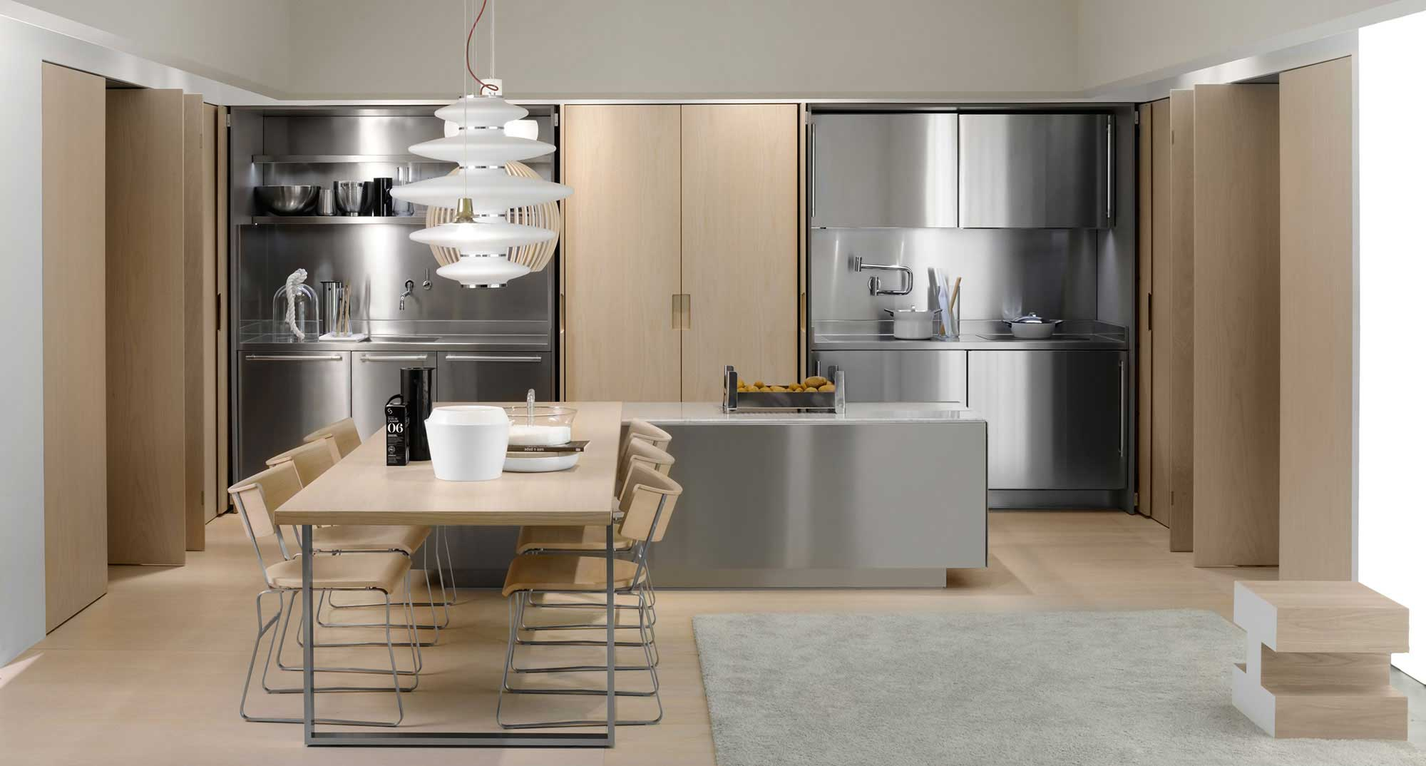Kitchen collection Gamma - Arclinea