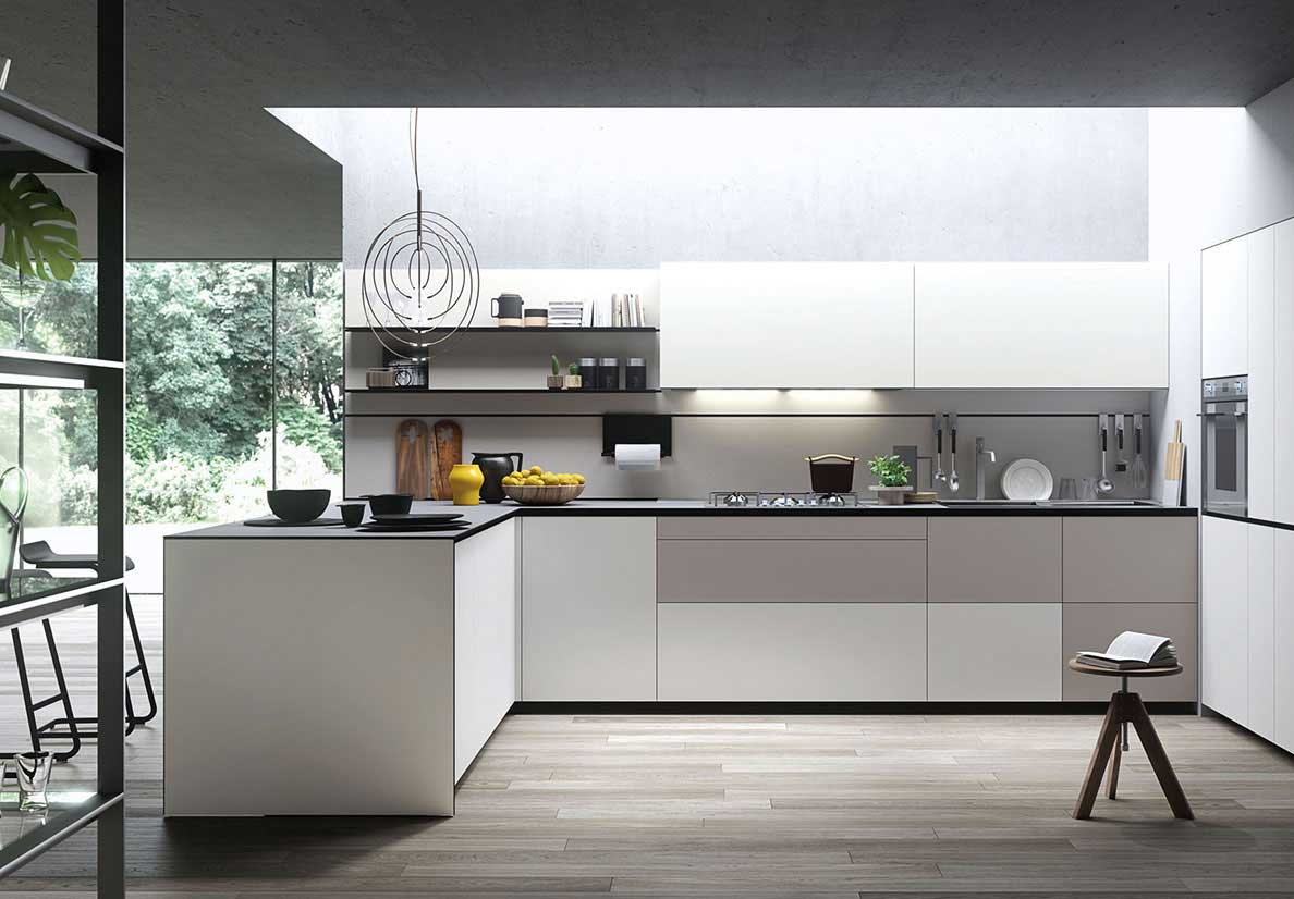 Kitchen collection Italia - Arclinea